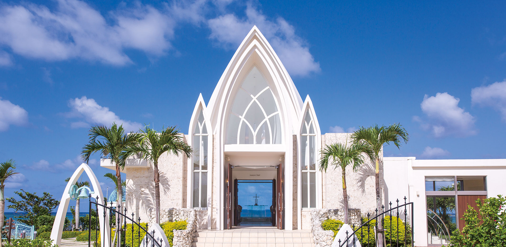 Aquagrace Chapel 艾葵雅教堂-沖繩本島