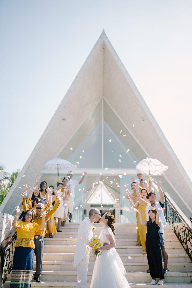 ULU SHANTI香堤教堂