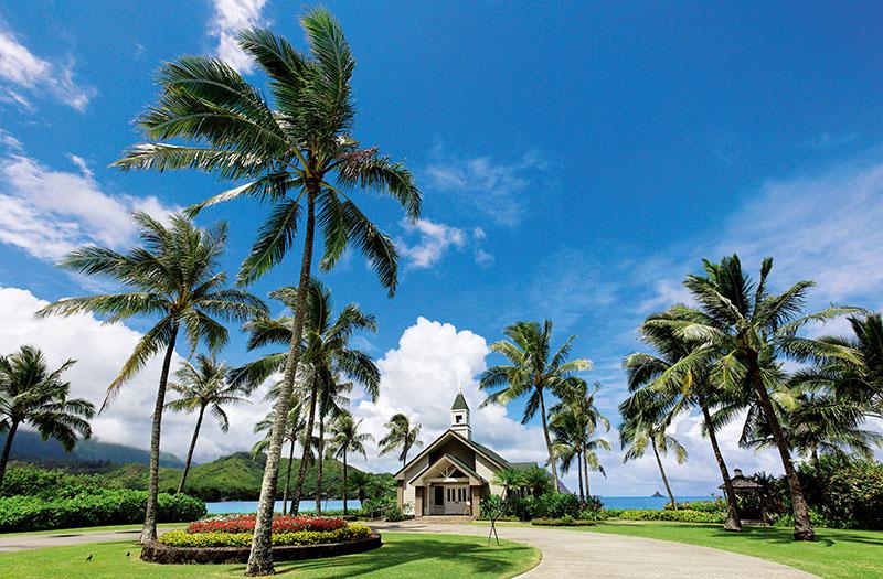 Aloha Ke Akua Chapel阿囉哈教堂