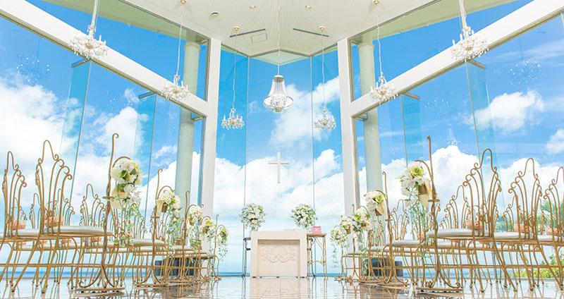 CHAPEL DIAMOND OCEAN鑽石海洋教堂