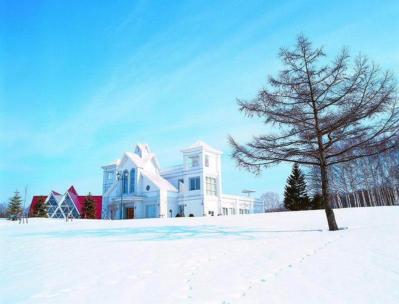 Sapporo Blanc Birch Chapel札幌布蘭帕奇教堂