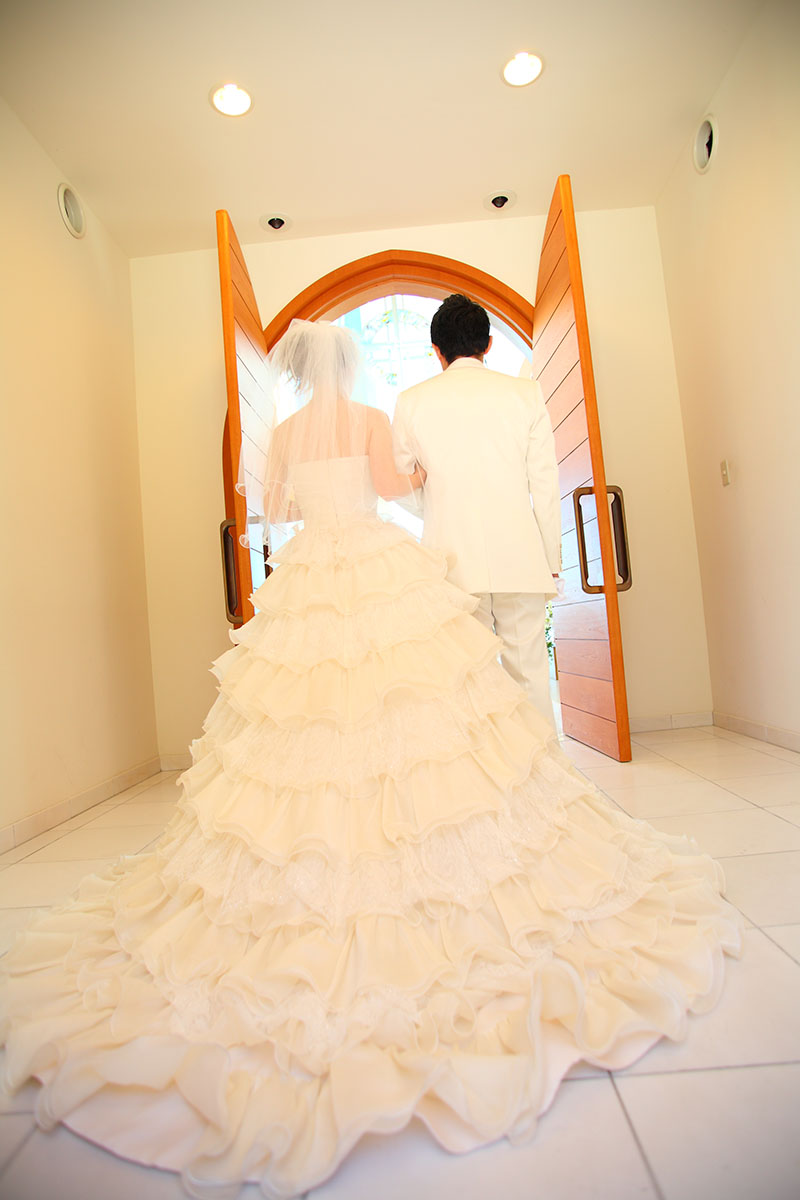 ODAWARA Crystal Grace Chapel克蕾朵教堂婚禮