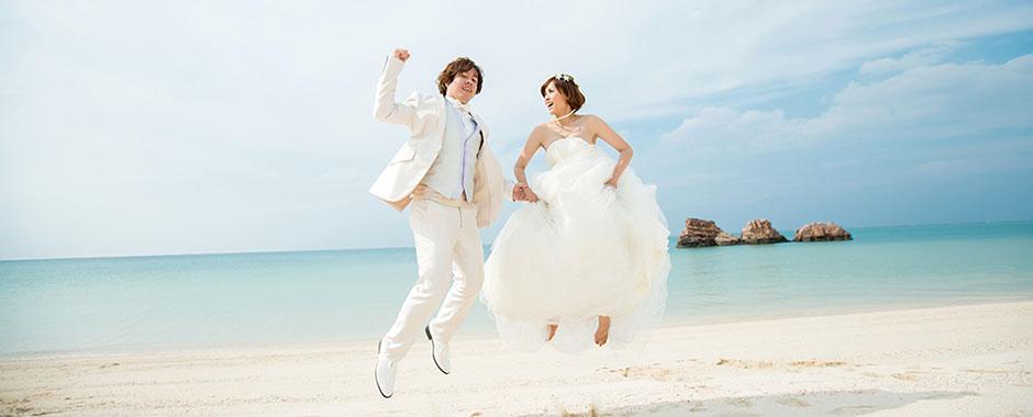 外景婚攝(沖繩本島)