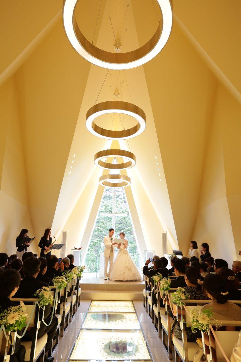Karuizawa Brasa Bianca風之教堂