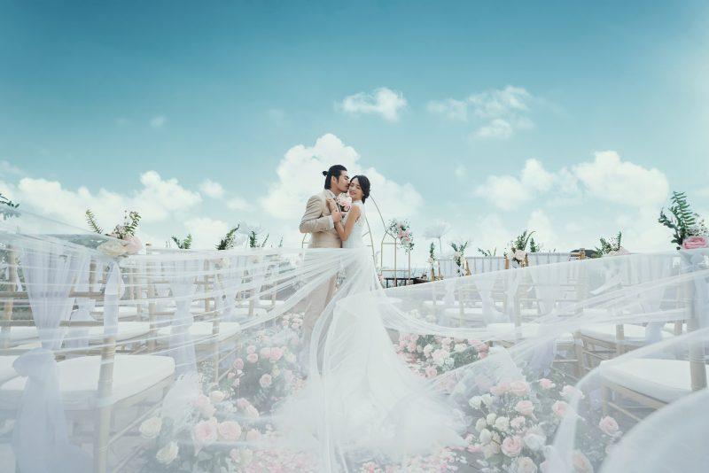 The Shanti Residence Ocean Sky Villa Wedding香堤私人別墅婚禮