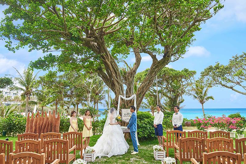 Moon Beach Garden Wedding月亮灘花園婚禮